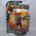 2011 Thundercats Lion-O Action Figure mint sealed on card